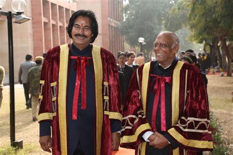 vish prasad ninth convocation ceremony of mody university mody
