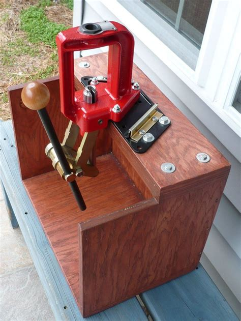small reloading bench portable reloading bench plans woodworking projects plans