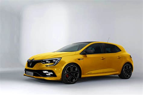 renault megane sport new renault megane rs trophy will most probably look like