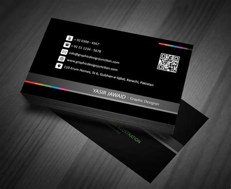 business card mockup psd freebies graphic