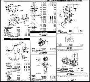 Chevy Trailblazer Parts Manual Catalog Download 2002