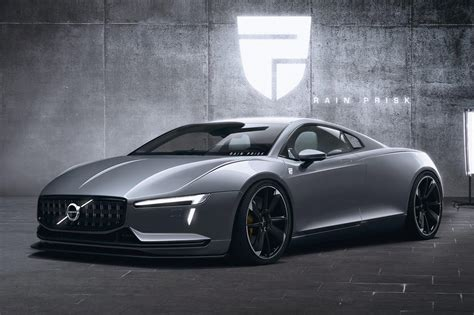 Volvo Needs To Build This Sleek Electric Supercar
