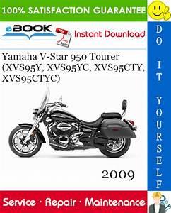 2009 Yamaha V