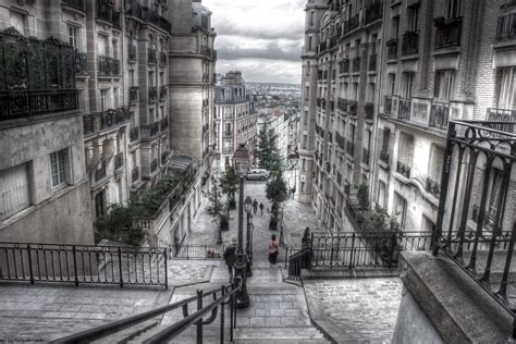 Chicest Neighborhood Montmartre Paris France The Chic