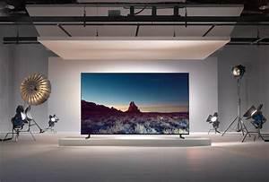 Tv 85 Zoll : ifa 2018 samsung ebnet mit qled 8k tv den weg in eine neue ra seiner bildqualit t samsung ~ Watch28wear.com Haus und Dekorationen