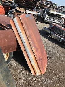 1964 Chevrolet Chevelle Trunk Lid   64chctl3d