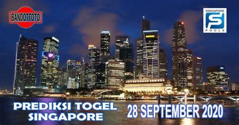 prediksi togel singapore hari   september  bandot toto