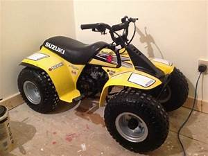 Quad Suzuki 50 : suzuki lt50 lt 50 quad runner immaculate in milngavie glasgow gumtree ~ Medecine-chirurgie-esthetiques.com Avis de Voitures