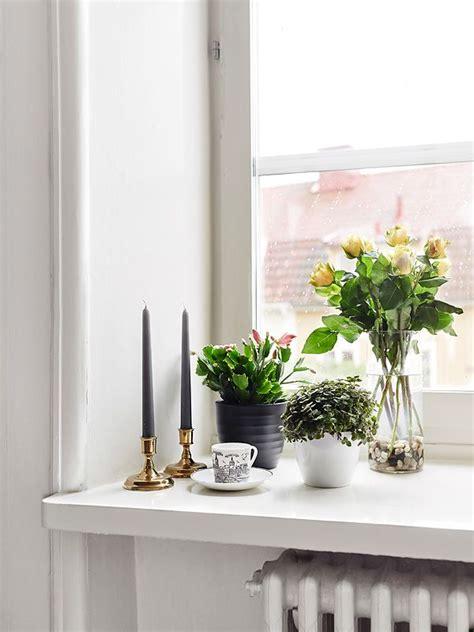Window Sill Decor by Window Sill Stadshem Home Decor Home Decor Styles