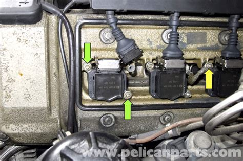 small engine repair training 2002 bmw 7 series electronic throttle control bmw e39 5 series spark plug coil replacement 1997 2003 525i 528i 530i 540i pelican parts