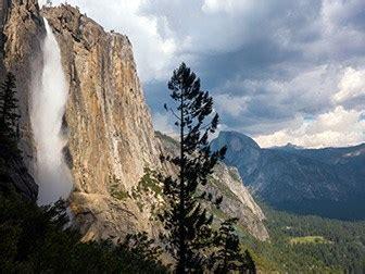 Yosemite Falls Trail National Park