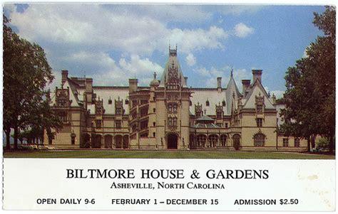 biltmore house gardens ticket flickr photo
