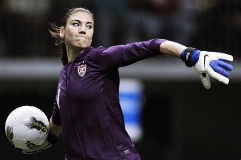 hd hope solo goalkeeper hd wallpaper