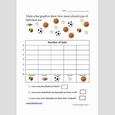 Kidz Worksheets Second Grade Bar Graph Worksheet1  School  Pinterest  Bar Graphs, Worksheets