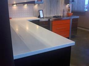 eased squared edge countertop wow
