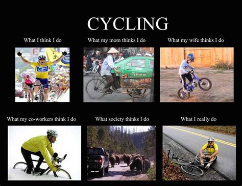 Bike Meme - bike humour cycling meme cycling pinterest humour bikes and meme