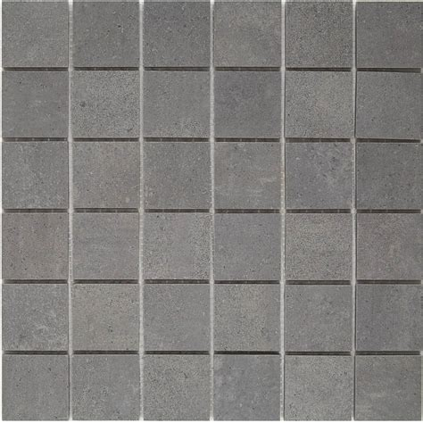 gray mosaic cementi dark grey porcelain mosaic