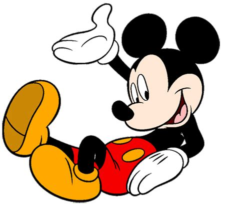 Mickey Mouse Clipart Disney Mickey Mouse Clip Images Disney Clip Galore