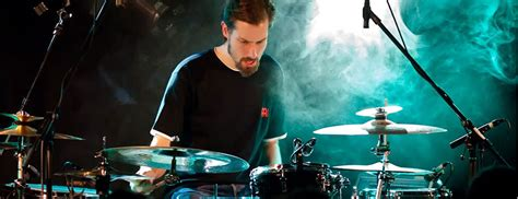 Drum Clinic With Benny Greb