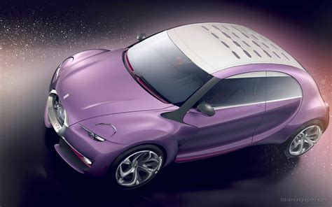Citroen Revolte Concept Car Wallpaper