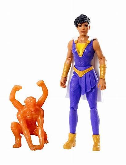Sins Deadly Seven Shazam Figures Mattel Toy