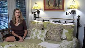 Home Décor: Pillow Ideas for Master Bedroom - YouTube