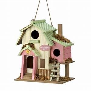 Hummingbird, Hut, Birdhouse