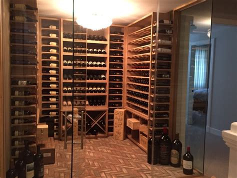 east hton wine cellar transitional wine cellar by joseph and curtis custom wine cellars