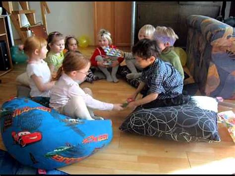 Spin The Bottle Að Matti's Birthday Party Youtube
