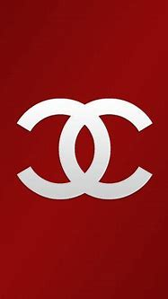 Chanel Logo | Fond d'écran chanel, Rouge et blanc, Chanel