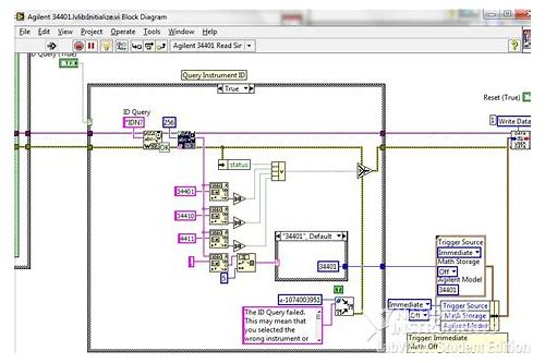 agilent 34401a labview download