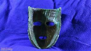 The Mask Loki Mask Replica replica movie prop