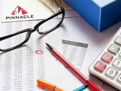 balanced accountant logo design  accountants  cpas
