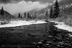 Landscape and Nature Photography: Spring snowstorm in ...