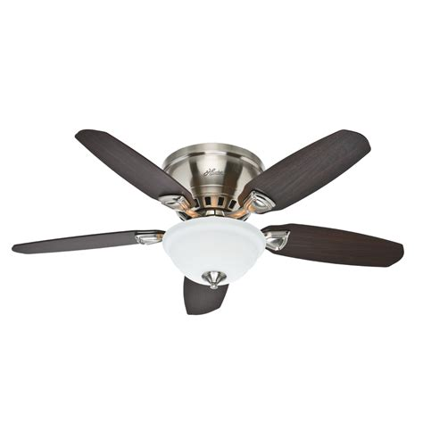 low profile ceiling fans with lights and remote baby