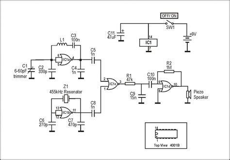 Zlpd Simple Metal Detector