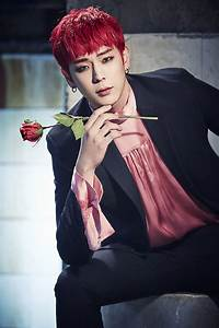 B.A.P radiate charisma in a group teaser image for 'Rose ...