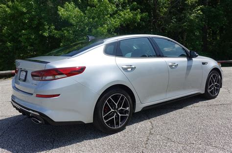 2019 Kia Optima First Drive Review A Solid Choice With