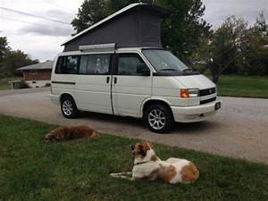 1993 Vw Eurovan Camper Automatic For Sale In Arcata
