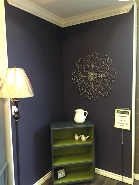 Benjamin Moore Colour of 2017   Shadow 2117 30 for an