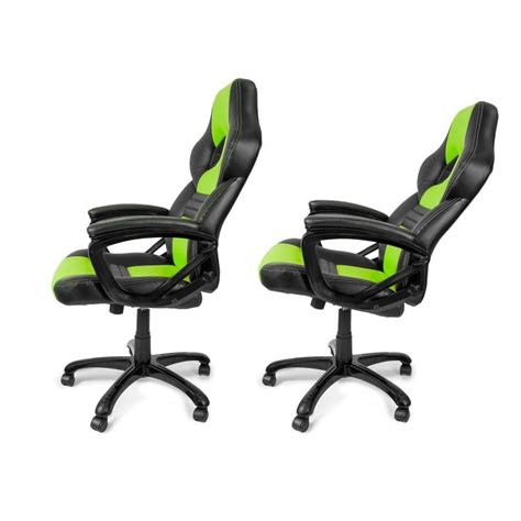 Arozzi Gaming Chair by Arozzi Monza Gaming Chair Green Pulju Net