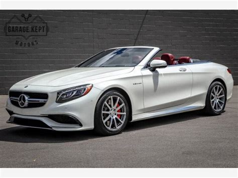 We analyze millions of used cars daily. 2017 Mercedes-Benz S63 AMG for sale near Grand Rapids, Michigan 49508 - Classics on Autotrader