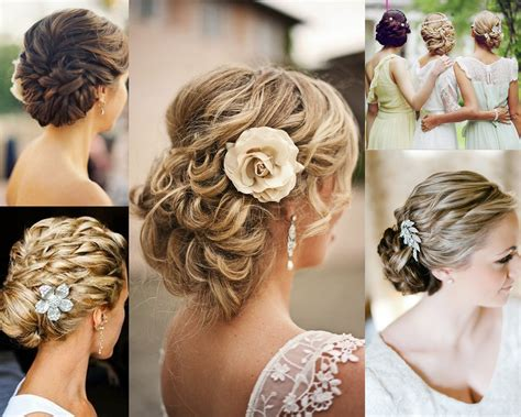 Wedding Hairstyles : Wedding Hair Styling + Makeup