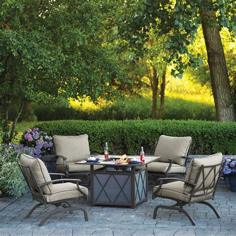 odyssey 5 pc pit chat set louie s ace hardware
