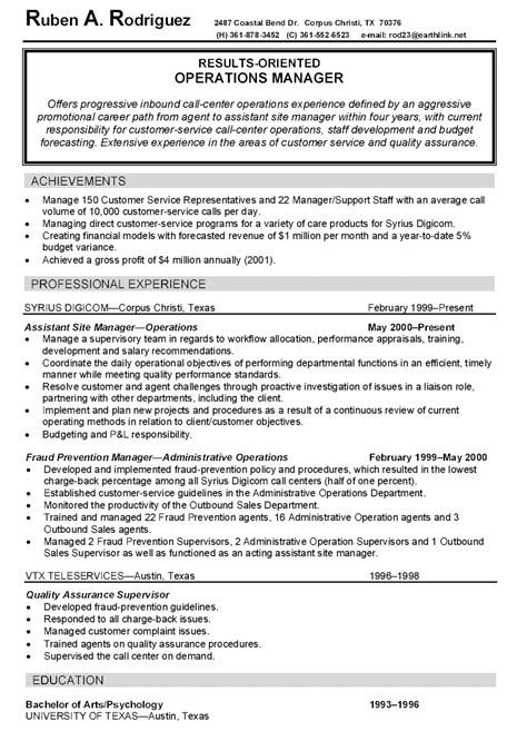 Resume Site by 13 Property Manager Resume Sle Riez Sle Resumes