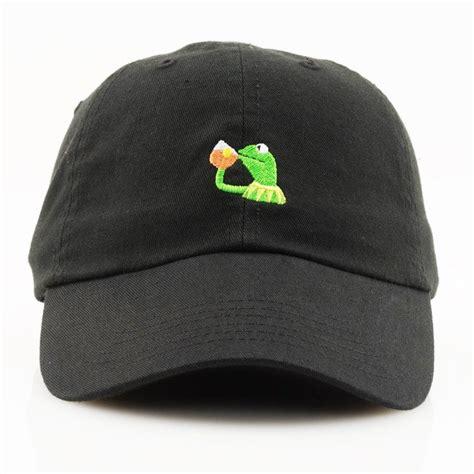 Meme Hats - aliexpress com buy kermit hat quot kermit meme hat rare exclusive instagram famous tumblr hat