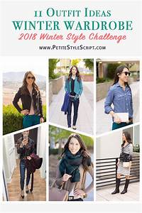 11 Outfit Ideas from the Winter Style Challenge - Petite