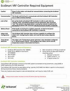 Telkonet Ss6600 Energy Management Controller User Manual