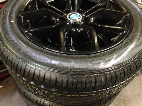 Bmw X3 Rims And Tire Package