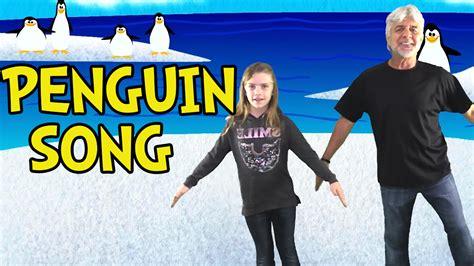 preschool penguin songs penguin song songs for childen the learning 195